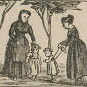 El vicio y la virtud: Auquilla para niños