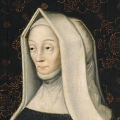 Portrait of Margaret Beaufort