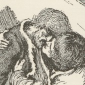 Clemence Housman (1861–1955) <br> The were-wolf