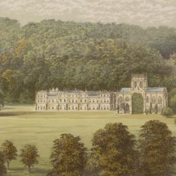 Capability Brown: landscapes in line and ink