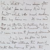 Tegetmeier's letter