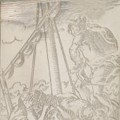 A silver binding