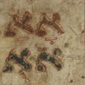 Child's alphabet primer