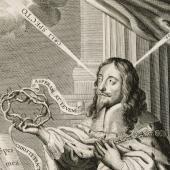 Contested martyrdom: Charles I