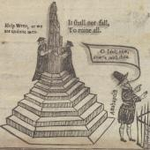 'O Idoll now, downe must thou': the fall of Cheapside Cross 1643