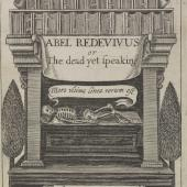 The dead yet speaking