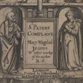 Literary corpus: the works of Robert Southwell