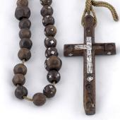 Remembering with beads: Anthony Babington's rosary