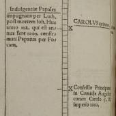 A Lutheran timeline