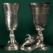 From chalice to communion cup