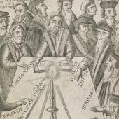 An imagined Reformation roundtable
