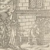 Gunpowder, treason, and woodcuts