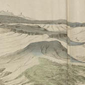 Map and Plates to the Memoir on the Geology & Volcanic Formations of Central France, 1827.
