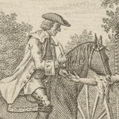 Newgate calendar, or Malefactor's bloody register. Vol. III
