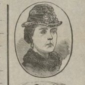 Trial, sentence & execution of Kate Webster for the murder of Mrs Thomas, at Richmond
