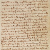 A choice of Anglo-Norman texts