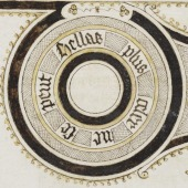 A curious initial