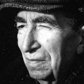 Portrait of Gianfranco Contini