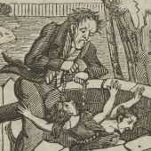A horrid and dreadful account of John Marlew, who with his three starving children went for assistance from his rich brother, when his brother's wife turned them out of doors and the miserable man, in a fit of despair, went home and drowned himself and three children in a well in his garden