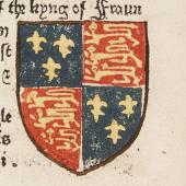 Dame Juliana Berners (c.1388-), <em>Book of hawking, hunting and blasing of arms (Book of St Albans)</em>