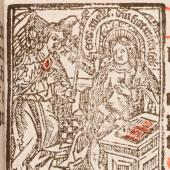 <em>Book of hours for the use of Salisbury</em> (London, 1555)