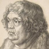Dürer's portrait of Pirckheimer