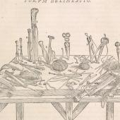 Instruments of dissection