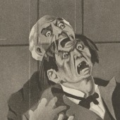 Robert Louis Stevenson (1850–94), illustrated by S. G. Hulme Beaman<br/>The strange case of Dr. Jekyll & Mr. Hyde