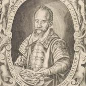 Casserio's Vesalian portrait