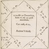 An astrological portrait of Vesalius