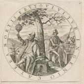 Emblem of death