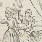 Romance nuevo é historia tragica y verdadera de doña Angela de Valladares y Carrascosa: que mató á su propia hermana llamada doña Ysabel …