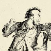 George Cruikshank (1792-1878) <br> The bottle: in eight plates