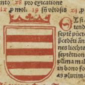 Johann Muntz (fifteenth century), <em>Tabula minutionum super meridiano Budensi MCCCCXCV</em>