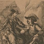D. Juan de Serrallonga: historia escrita en trovos