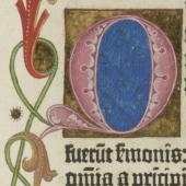 <em>Biblia latina</em> (Gutenberg and Fust) (1)