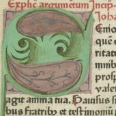<em>Biblia latina</em> (Fust and Schoeffer)