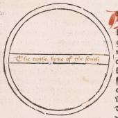 <em>Image du monde</em>, translated into English by William Caxton