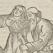 Doña Ines de Alfaro: dió muerte à dos hermanos suyos porque se la habian dado à Don Pedro de Aguilar su amante: huyó al campo en trage de hombre, en donde cometió muchos crimenes y asesinatos