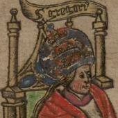 </em>Saint Gregory</em>