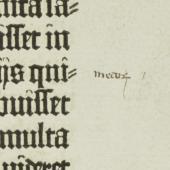 <em>Biblia latina</em> (Gutenberg and Fust) (2)