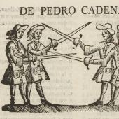 De Pedro Cadenas: Romance de las balentias de Pedro Cadenas y otros tres soldados de las galeras de España