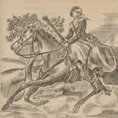 Atrocidades de Margarita Cisneros: Relación puesta en décimas glosadas, de lo que cometiò esta joven natural de Tamarite, reino de Aragón, el año 1852: por haberla obligado sus padres à un casamiento forzoso en la ciudad de Lérida