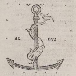 Aldus Manutius: A humanist printer for humanist readers